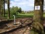2014 apr: Aanleg watertap punt
