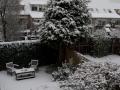 Valkenkamp in sneeuw 1