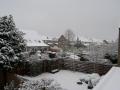 Valkenkamp in sneeuw 2