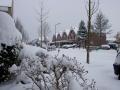 Valkenkamp in sneeuw 3