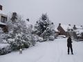 Valkenkamp in sneeuw 4