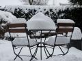 Valkenkamp in sneeuw 9