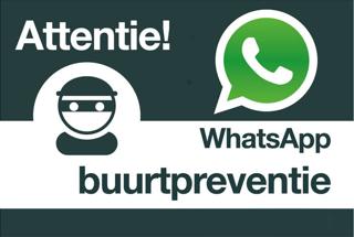 WhatsApp groep Valkenkamp