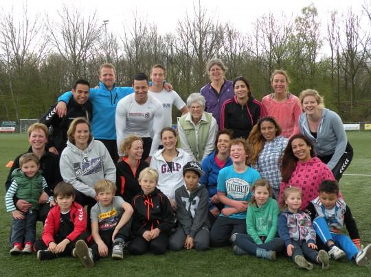 sep 2014: Gratis sporten voor ouder en kind !