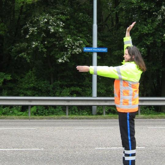 juli 2014: Verkeersregelaars Skeelertocht gezocht