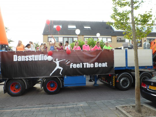 27 sep: Feel the Beat in Valkenkamp