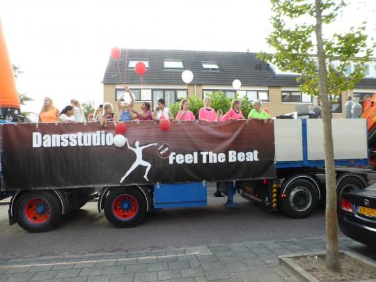 27 sep: Feel the Beat in Valkenkamp