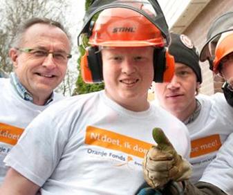 okt 2014: Oranjefonds biedt veel mogelijkheden