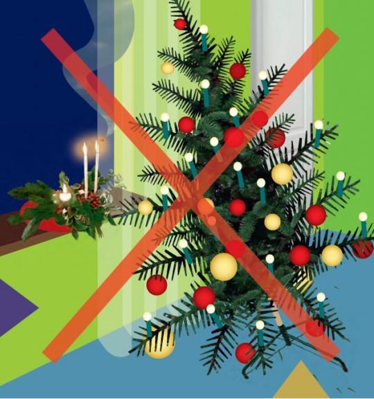 dec 2104: brand risico's feestdagen