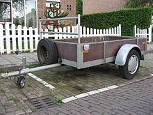 april: Caravans of aanhangwagens