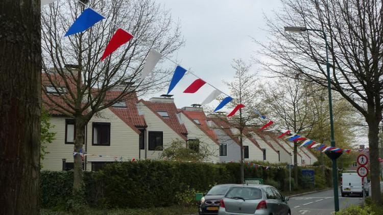 23 april: Vlaggetjesdag  !