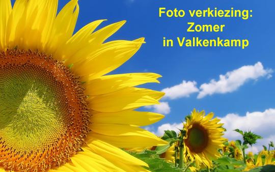 juli en aug: Foto wedstrijd Valkenkamp