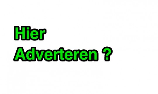 Hier je advertentie ?