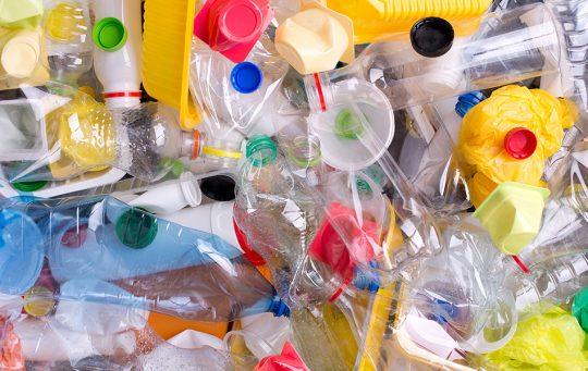 26 juni: Mogelijkheid extra Plastic container