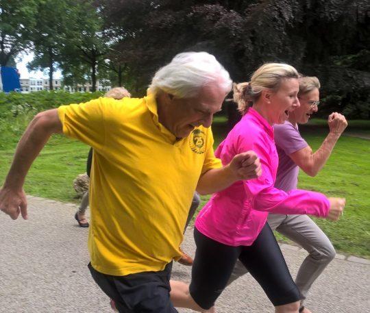 8 juli: 100 meter voor Daphne – Nationale sportweek (17 – 25 sept)