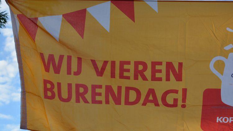 5 juli: Ontmoet je buren op Burendag (24 sept)
