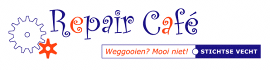 12 okt = Repair Café in de Werkspecht