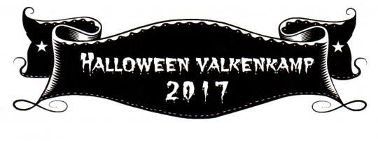 Halloween Valkenkamp 2017 !