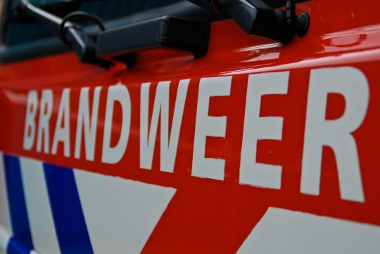 26 mei: Brand in OBS Franciscus