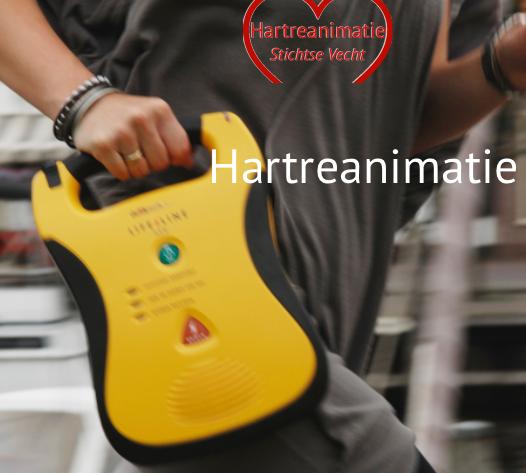 AED's en reanimatie training gehouden Valkenkamp