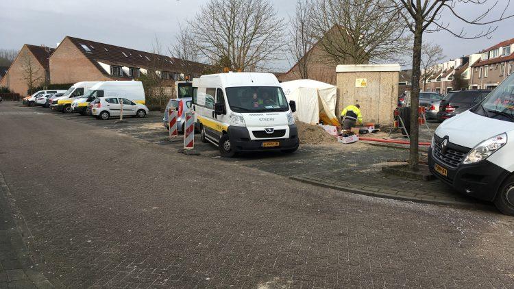 9 feb: Reparatie stroomaansluiting