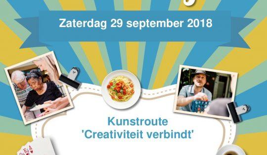 29 sept: Kunstroute oa. door Valkenkamp
